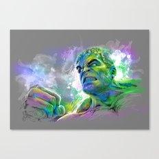 SMASH H! Canvas Print