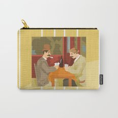Card players by Cezanne Carry-All Pouch