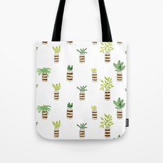 Houseplants Tote Bag