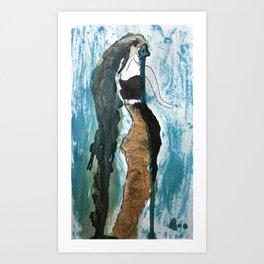 See Me, All of Me 01 Art Print