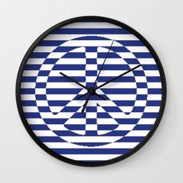 Sailor PEACE Wall Clock