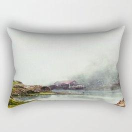 I Dream of Her Breath Rectangular Pillow