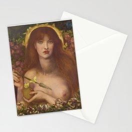 Dante Gabriel Rossetti - Venus Verticordia Stationery Cards