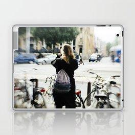 Tourist Laptop & iPad Skin