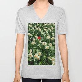 Be a Tulip Unisex V-Neck