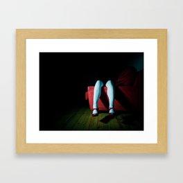 In Gamba Framed Art Print