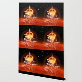 Feuerfisch - fire fish Wallpaper