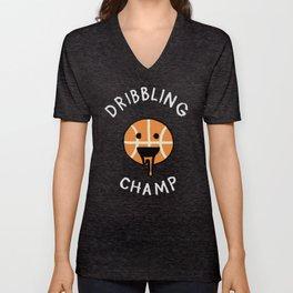 Dribbling Champ Unisex V-Neck