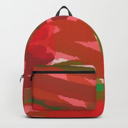 Red Session 4 - Reds and Greens Backpack