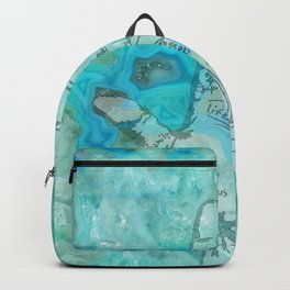 Agate Palm Reading Backpack