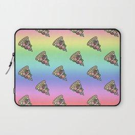 Rainbow pizza Laptop Sleeve