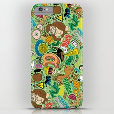 D Pattern  iPhone 6 Plus Slim Case