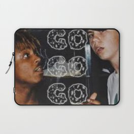 GO Juice Wrld, The Kid Laroi Laptop Sleeve