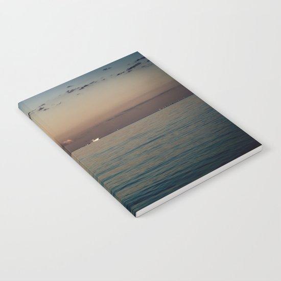 Till Dusk Notebook