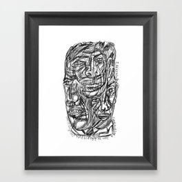 20170228 Framed Art Print
