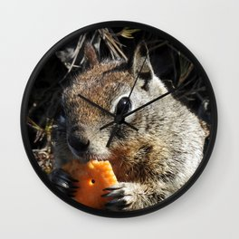 Mm Cheezy Wall Clock