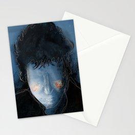 Bob Dylan portrait Stationery Cards
