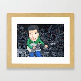 For Tyler Framed Art Print