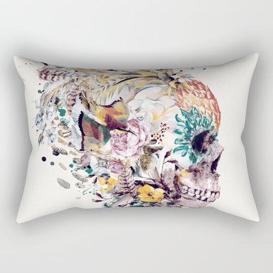 Momento Mori VII Rectangular Pillow