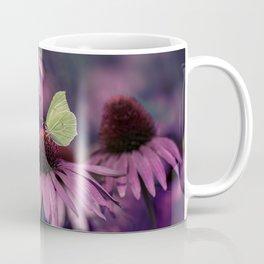 Purple ehinacea Coffee Mug