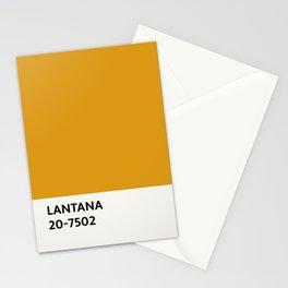 Lantana Chip Stationery Cards