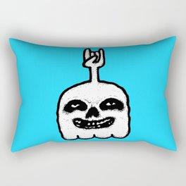 CRIMSON 5 GHOST Rectangular Pillow