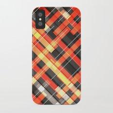 Weave Pattern Slim Case iPhone X