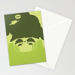 WTF? Super! Stationery Cards