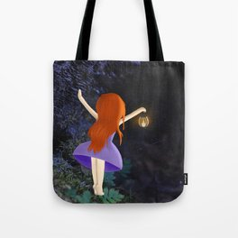 what's in the dark? Tote Bag