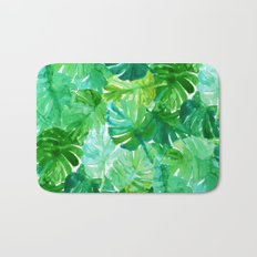 Welcome to the Jungle Palm Bath Mat