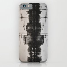 Industrial (retro postcard) Slim Case iPhone 6s