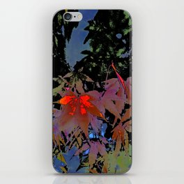 Abstract 101 iPhone Skin