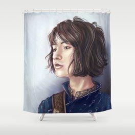 Sabriel Shower Curtain