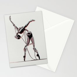 Dancer Stationery Cards