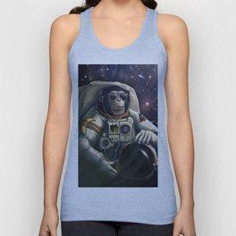 Space monkey Unisex Tank Top