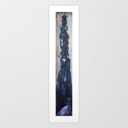 darkthrone Art Print