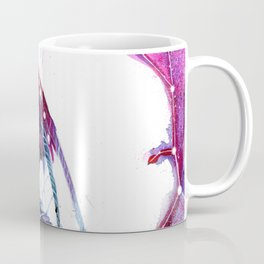 Galaxy Dragon Coffee Mug