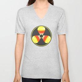 Radiology Tech Halloween Candy Corn Gift Unisex V-Neck