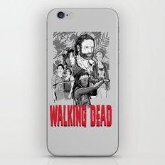 Walking Dead iPhone & iPod Skin