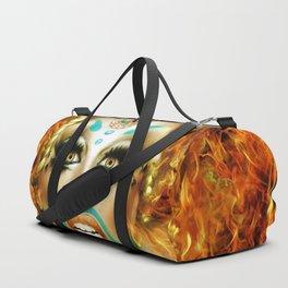 Spontaneous Glitz Glambustion Fx Duffle Bag
