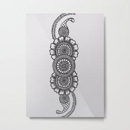 Sneha (Love) #2 Metal Print
