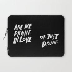 DRUNK Laptop Sleeve