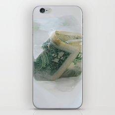 1 frozen dollar iPhone & iPod Skin