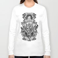 rome Long Sleeve T-shirts featuring Rome by DIVIDUS