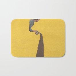 Torn Apart — Coffee Bath Mat