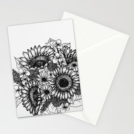 sunflowerful Stationery Cards