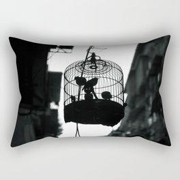 caged Rectangular Pillow