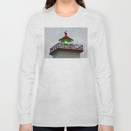 Green Lantern of Wood Islands Long Sleeve T-shirt