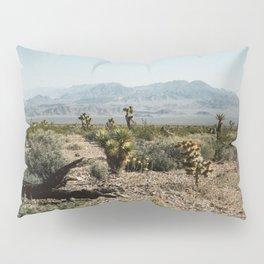 Nevada Desert Scene Pillow Sham