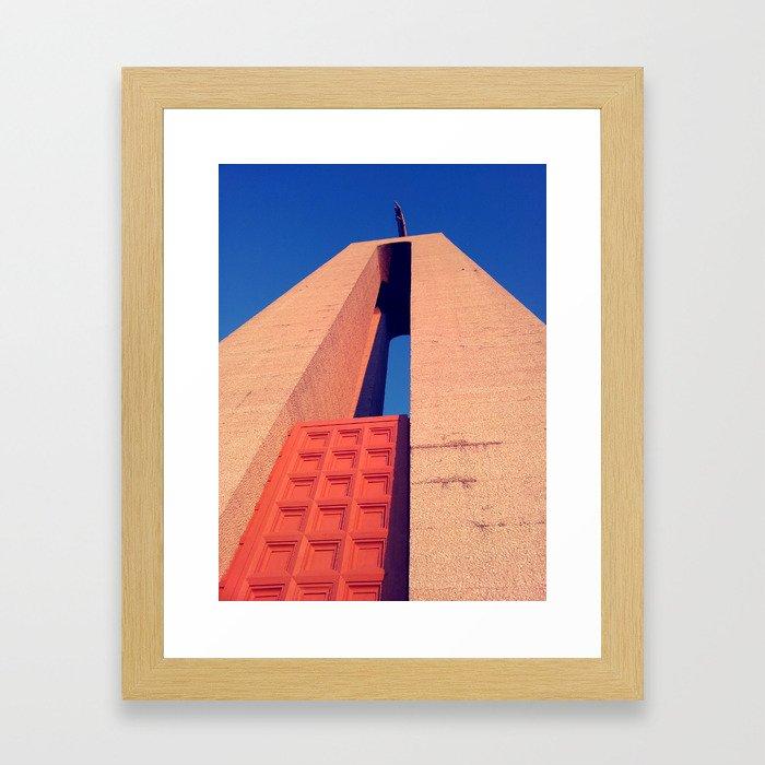 Cristo Rei - Lisbon Framed Art Print